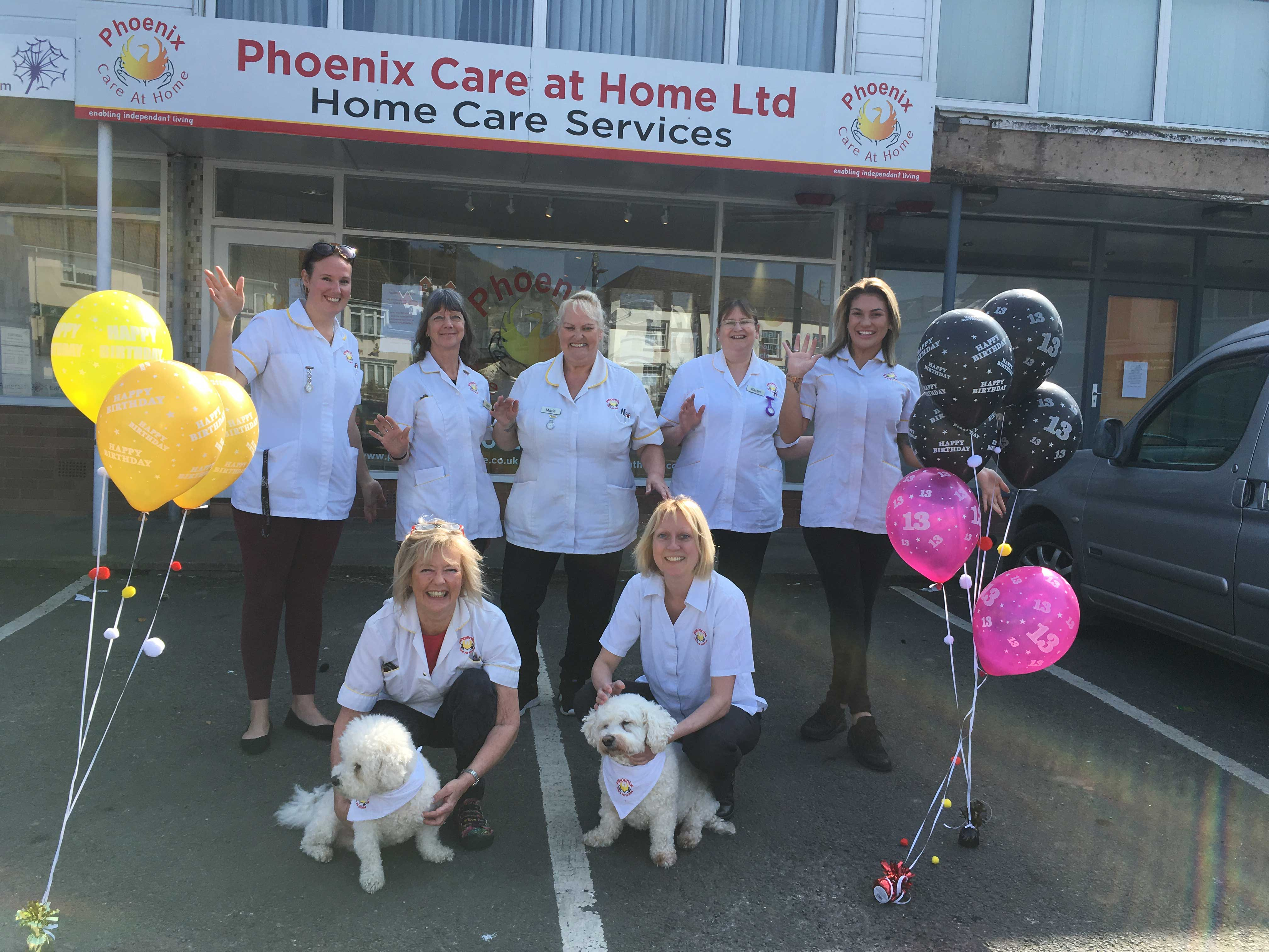 Phoenix Care At Home Celebrating 13 Years in Business